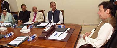 PM in Meeting on 'Ease of Doing Business' in Petroleum Sector