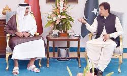 Qatari Amir's visit – an impetus to bilateral cooperation, regional peace