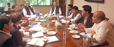 MOS Meeting with CS, Punjab