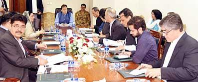 PM Chairs Meeting on SMEs