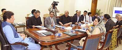 PM Chairs Meeting on 'EoDB' in Energy Sector