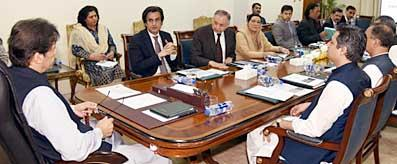 PM meeting on investment in Industrial Sector