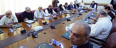 PM meeting on SEZs of Punjab & KP